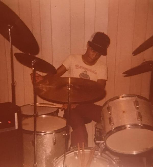 Prescott-Ellison-rare-drummer