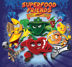 Superfood-Friends