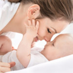 How a Mother's Touch Benefits both Mother and Child